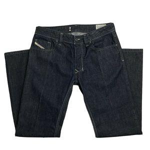 Diesel Larkee Regular Straight Jeans Sz 31 (32x30)